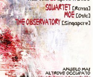 Concerti: Tre formazione in tre Live sul palco dell'Angelo Mai Altrove Occupato