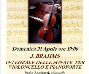Concerti: Integrale delle sonate per violoncello e pianoforte