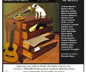 Concerti - Un viaggio solidale nella musica, dal mondo cantautorale al blues