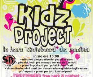 Rassegne - La festa skateboard dedicata ai bambini