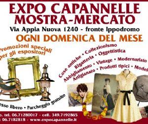 Fiere - La mostra mercato domenicale dedicata all'artigianato e al collezionismo