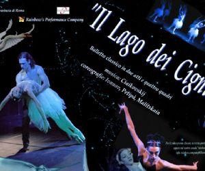 Spettacoli - Il Lago dei Cigni al Teatro Eliseo