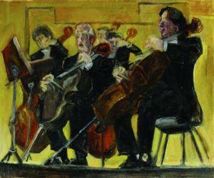 Mostre - Mostra personale di pittura di Maria Grazia Ceccaroni Morotti