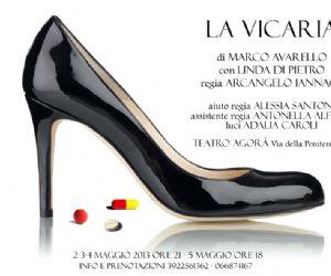 Spettacoli - Spettacolo teatrale di Marco Avarello con Linda Di Pietro