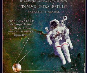 Rassegne: 2° Convegno C.N.A.I. Centro Nazionale Astroricercatori Indipendenti