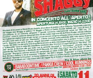 Concerti - Al Centro Sociale Intifada l'acclamata superstar del reggae pop