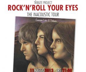 "Concerti - Emerson, Lake & Palmer Tribute ""The Inacoustic Tour"""