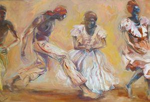 Mostre: La personale della pittrice Carolina Campanozzi