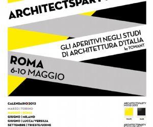 Serate: La settimana dedicata a dieci studi di architettura della città