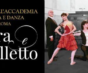 Concerti: Le arie d'Opera con le coreografie dei ballerini dell'Accademia di Lirica e Danza di Roma