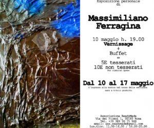 Mostre: Personale di Massimiliano Ferragina