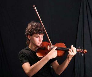 Concerti: Concerto di violino solo ed organo solo