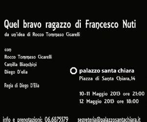 Spettacoli: Un'evento di tre giorni, per omaggiare Francesco Nuti