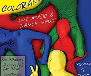 Concerti: Quattro colori, non i primi, non gli ultimi, solo quattro colori puri