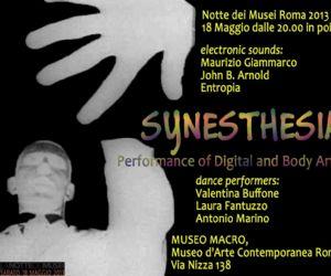 Concerti: Maurizio Giammarco e John B. Arnold with Entropia per la Notte dei Musei