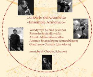 Concerti - Concerto del Quintetto con musiche di Chopin e Schubert