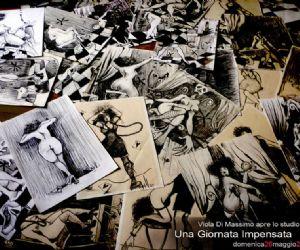 Mostre - L'arte di Viola Di Massimo si mostra