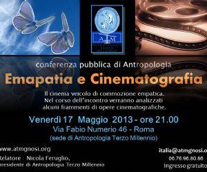 """Corsi e seminari: L'associazione umanistica """"Antropologia Terzo Millennio"""" presenta una conferenza antropologica"""