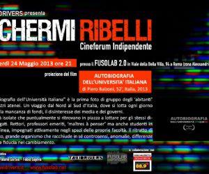 Rassegne - Cineforum indipendente presenta il film di Piero Balzoni