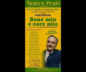 Spettacoli: Commedia in 3 atti di Eduardo De Filippo