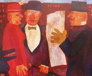 Mostre - Una mostra in ricordo dell'artista romano Franz Borghese