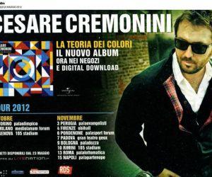 """Spettacoli - La """"Teoria dei Colori"""" di uno dei più brillanti cantautori italiani"""