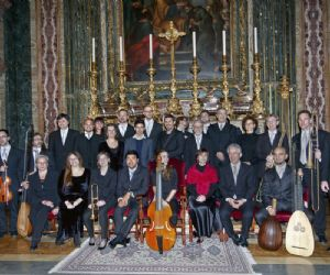 Concerti: Un ciclo di otto concerti realizzati nell'ambito della manifestazione dedicata al Barocco