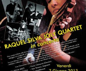 Raquel Silva Joly Quartet in concerto