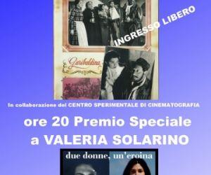 Premio Speciale a Valeria Solarino