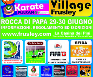 Frusley Street Sport Village 2013