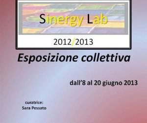 Mostra collettiva del Sinergy Lab