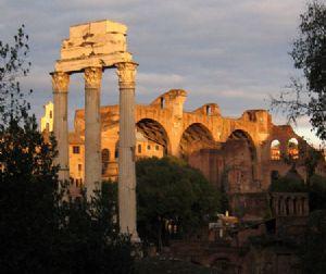 Fori e Colosseo