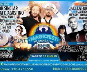 Festival: La Magia del Parco unita all'energia della Musica