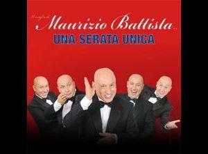 Spettacoli: Stagione di spassosi bilanci e di ironiche valutazioni per Maurizio Battista