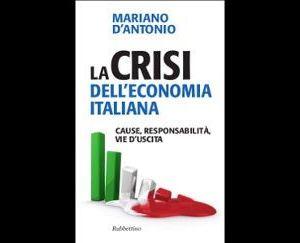 """""""La crisi dell'economia italiana"""""""