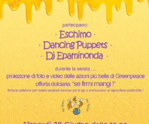 "Serata ""Bee Happy"""