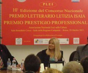 11^ Edizione Premio Letterario Letizia Isaia