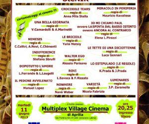 Festival: 16 cortometraggi provenenti da ogni parte d'Italia e dal mondo