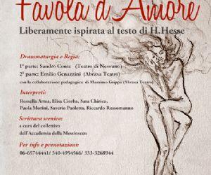 Spettacoli - Spettacolo teatrato liberamente ispirato al testo di H. Hesse