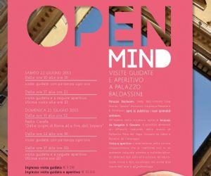 Visite guidate - Open Mind, visite guidate e aperitivo