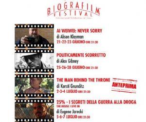 Aspettando Biografilm Festival Roma