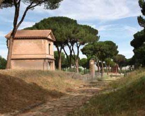 Parco di Via Latina e i Sepolcri dei Valeri