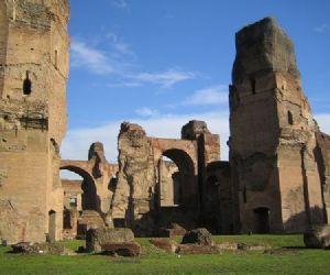 Le Terme di Caracalla ed i suoi sotterranei