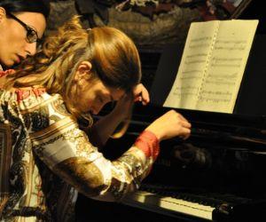 Sounds, concerto per pianoforte a 4 mani