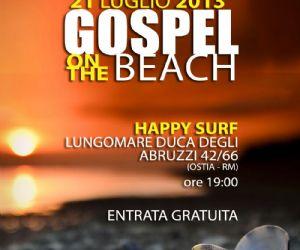 Gospel on the Beach