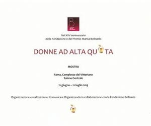"""Donne ad alta quota"""