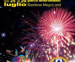 Spettacoli: Campionato mondiale dei fuochi d'artificio