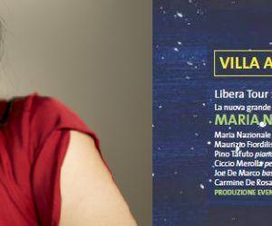 Concerti: Maria Nazionale a Villa Ada