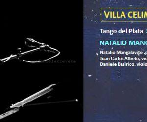 Concerti: Tango del Plata a Villa Celimontana