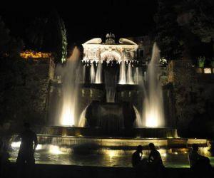 Visite guidate: Passeggiando di notte: Villa d'Este e le sue fontane